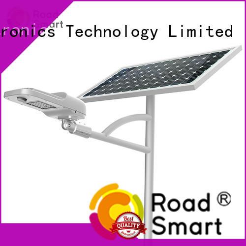 Road Smart solar street lighting system for busniess for factory