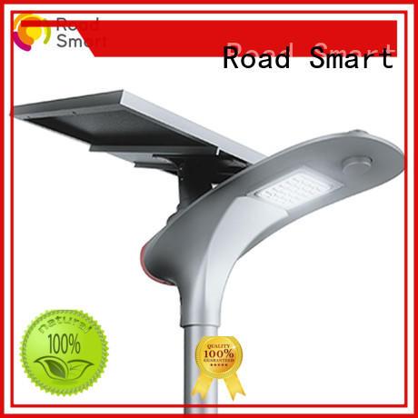 Road Smart wholesale solar led parking lot lights factory for park