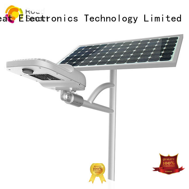 Road Smart solar path lights manufacturer for pathway
