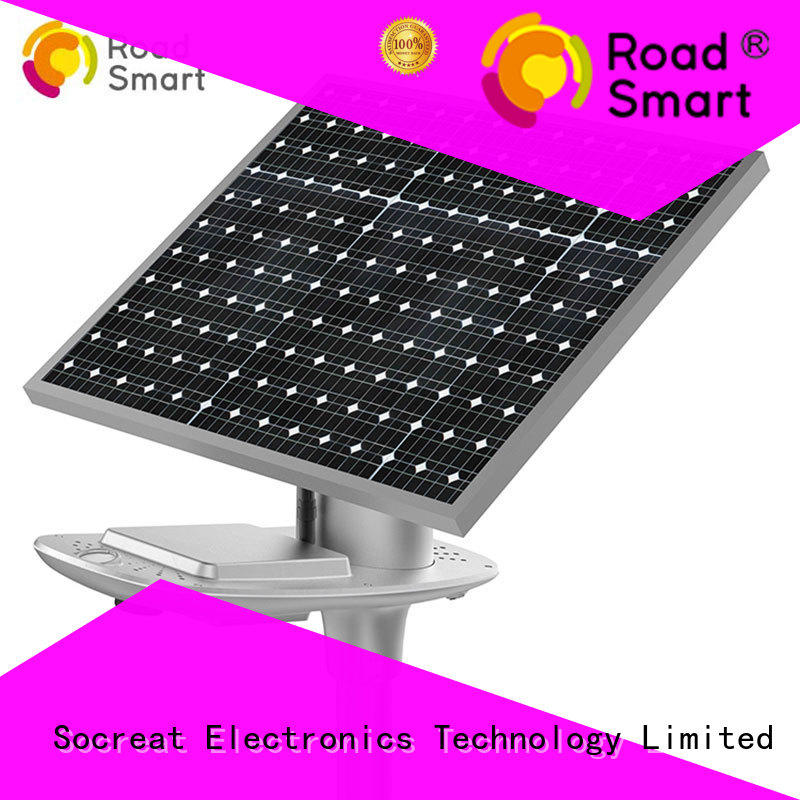 outdoor outside solar lamps manufacturer for parking lots Road Smart