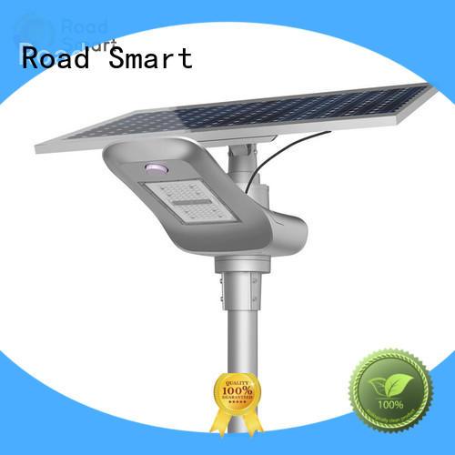 Road Smart solar powered lights manufacturer for factory