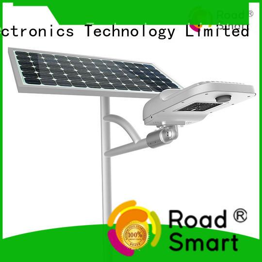 Road Smart bridgelux commerical solar lighting for busniess for villa