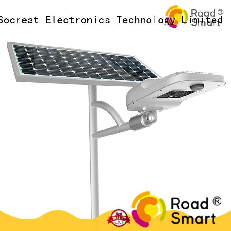 Road Smart latest commerical solar lighting supplier for road